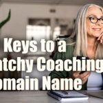 Catchy Coaching Domain Name