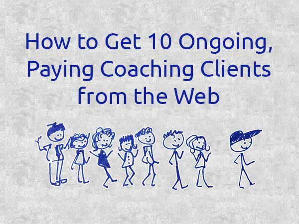 get coaching clients