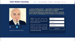 Which Coaching Website Looks Better?