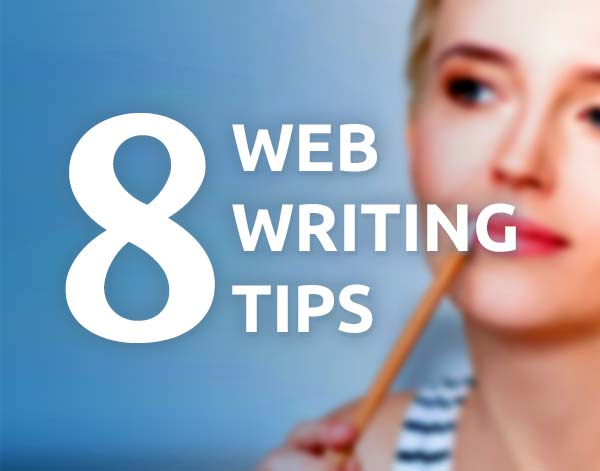 8 web writing tips for coaches