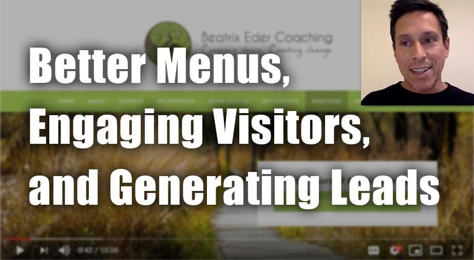 Leadership Coaching Website Review – Beatrix