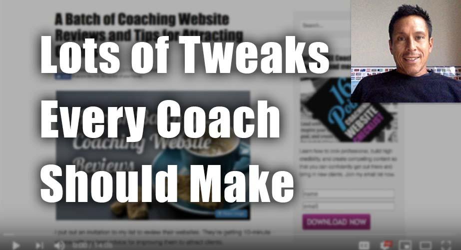 Coaching Website Review – Nutrition Coach Teya