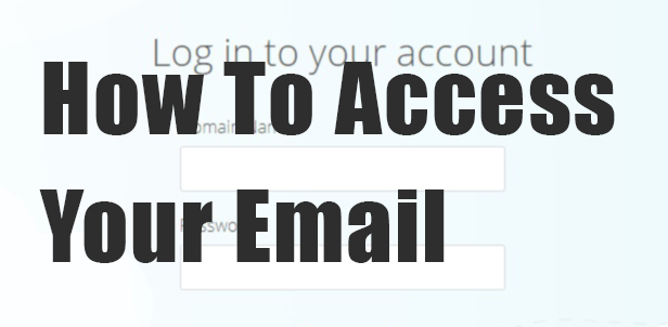 How to Access Your Email Account on BlueHost