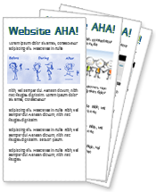 Four Website Ahas on Websites for Coaches