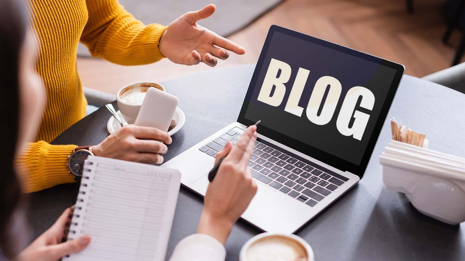 easy blog writing