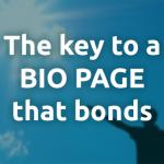 bio page that bonds