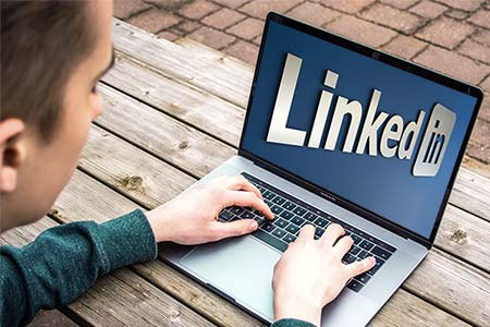 A brass (website) tactic for traffic and clients using LinkedIn