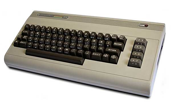 This Commodore 64 started my life on computers