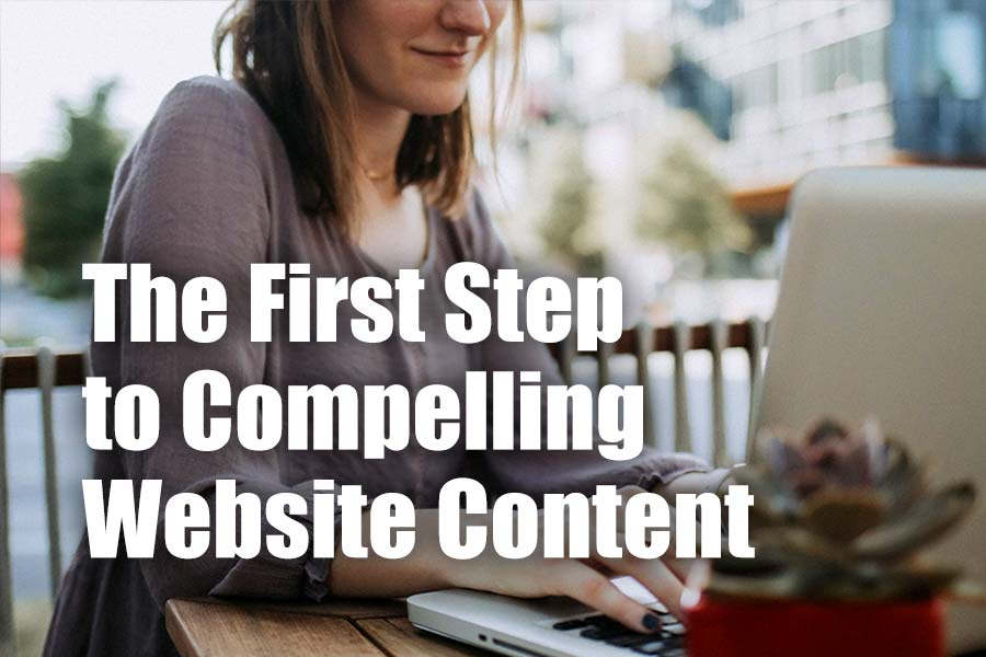A First-Step for CompellingWebsite Content