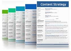 coaching website content