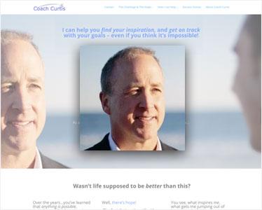 coaching website curtis