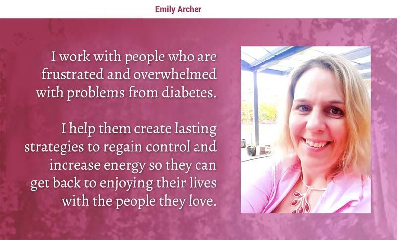 emily archer's core message