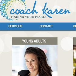Site Tweak for Karen