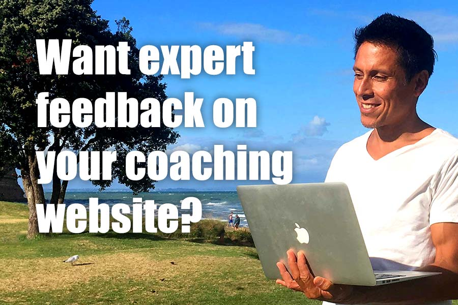 Coaching Website Reviews During #LockdownLife Edition
