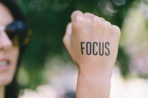 When You're Overwhelmed With Your Website – How to Regain Focus