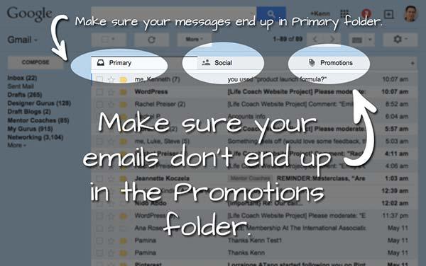 promotions folder