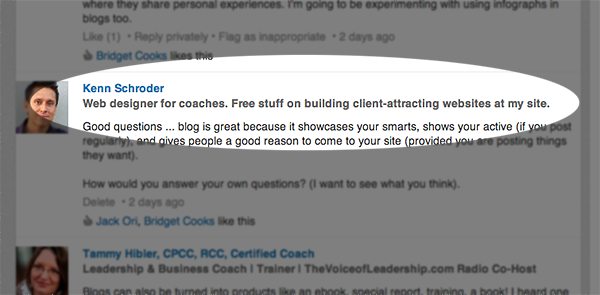 How to Get Traffic from Your LinkedIn Headline
