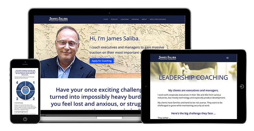 James Saliba - Executive Leadership