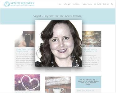 recovery coach website jen