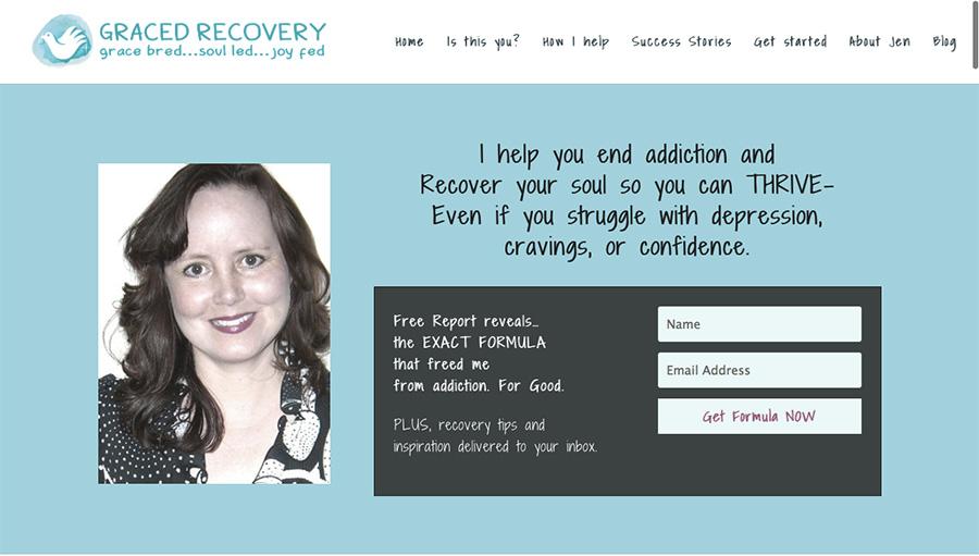 jen paradise - addiciton recovery life coach