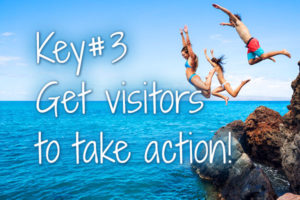 The Third Key to a Client-Attracting Website