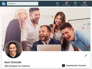 LinkedIn Profile Picture Advice from the ICF Group – 30 Tips, Funny Stuff Too