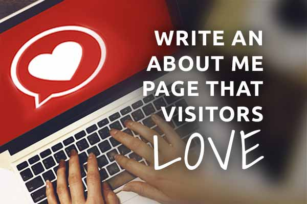 about me pages visitors love