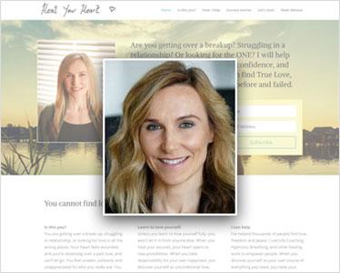 relationship coach website melissa