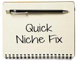 fix your coaching niche