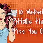 common website pitfalls