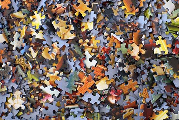 puzzle is a problem