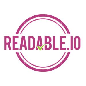 Web Copywriting Tool Readable.io