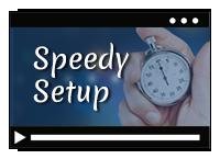 speedysetup