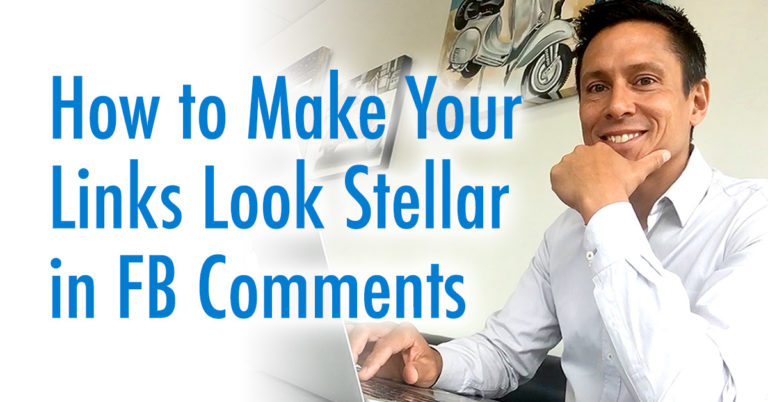 Tutorial – How to Make Your Website Link Preview Look Stellar in Facebook