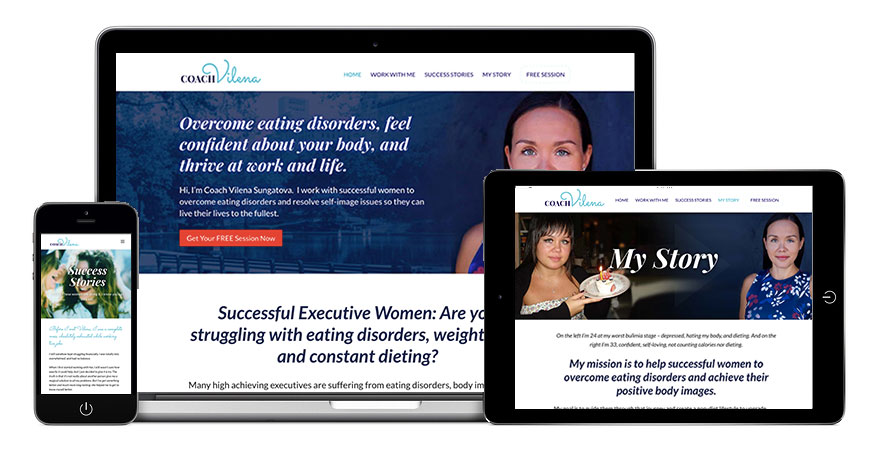 Eating Disorders Coach - Vilena