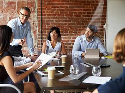 web design for business, executive coaches